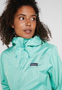 Patagonia - TORRENTSHELL - Hardshell jacket - vjosa green - 3