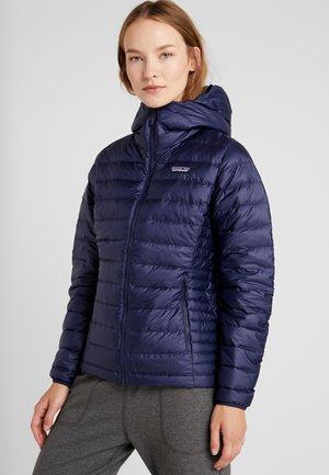 SWEATER HOODY - Gewatteerde jas - classic navy