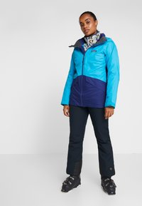 Patagonia - INSULATED SNOWBELLE - Skijakke - curacao blue - 1