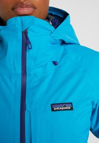 Patagonia - INSULATED SNOWBELLE - Skijakke - curacao blue - 7