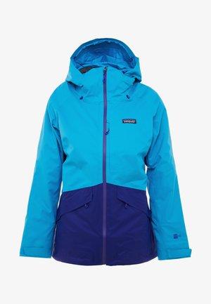 INSULATED SNOWBELLE - Laskettelutakki - curacao blue