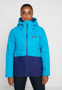 Patagonia - INSULATED SNOWBELLE - Skijakke - curacao blue - 0