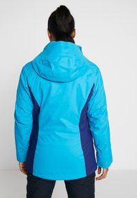Patagonia - INSULATED SNOWBELLE - Skijakke - curacao blue - 2