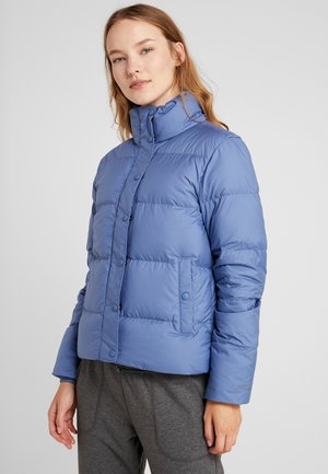 SILENT - Down jacket - woolly blue
