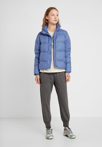 Patagonia - SILENT - Down jacket - woolly blue - 1