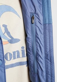 Patagonia - SILENT - Down jacket - woolly blue - 4