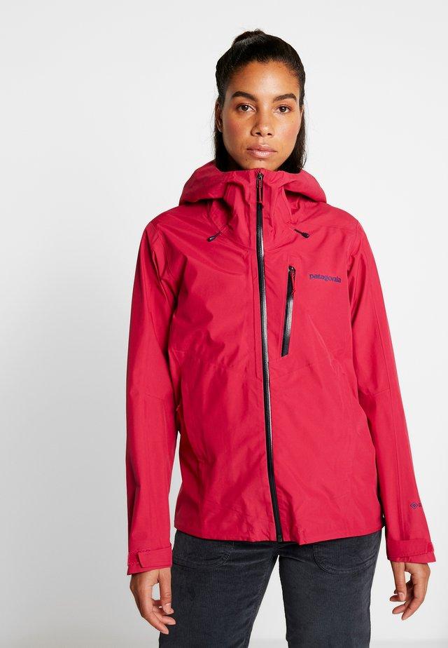 CALCITE - Hardshell jacket - pink