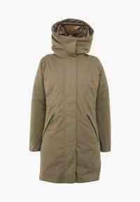 Patagonia - FROZEN RANGE 2-IN-1  - Hardshell jacket - sage khaki - 5