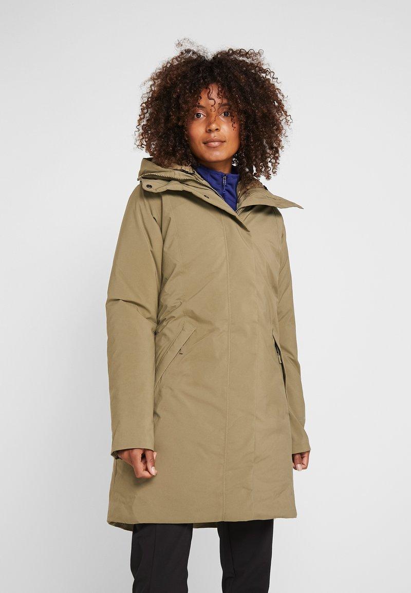Patagonia - FROZEN RANGE 2-IN-1  - Hardshell jacket - sage khaki