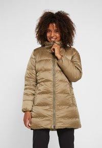 Patagonia - FROZEN RANGE 2-IN-1  - Hardshell jacket - sage khaki - 3