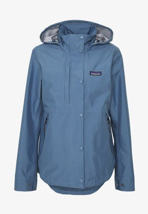 LIGHT STORM - Hardshell jacket - pigeon blue