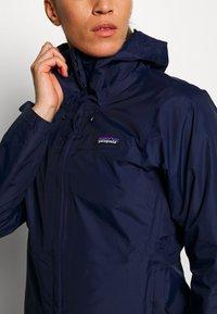 Patagonia - TORRENTSHELL - Hardshell jacket - classic navy - 3