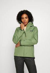 Patagonia - TORRENTSHELL - Hardshell jacket - camp green - 0