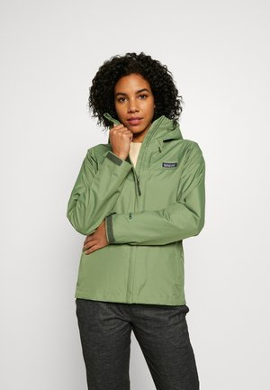 TORRENTSHELL - Hardshell jacket - camp green