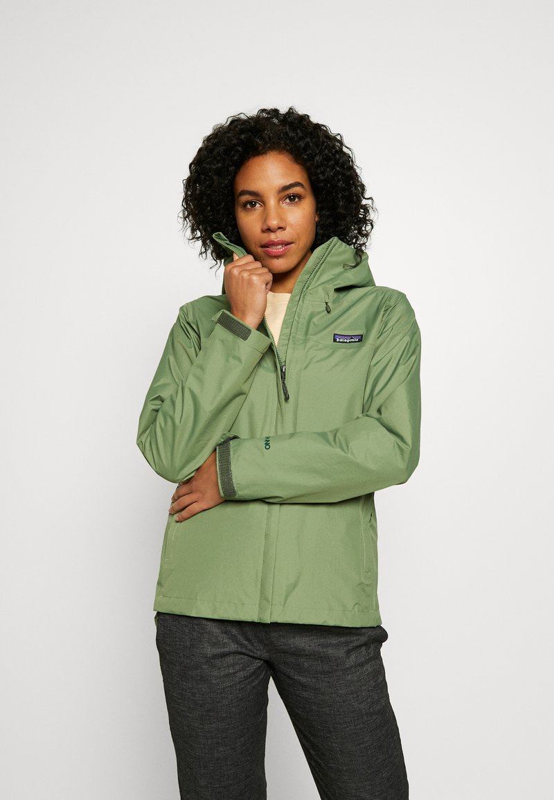 Patagonia - TORRENTSHELL - Hardshell jacket - camp green