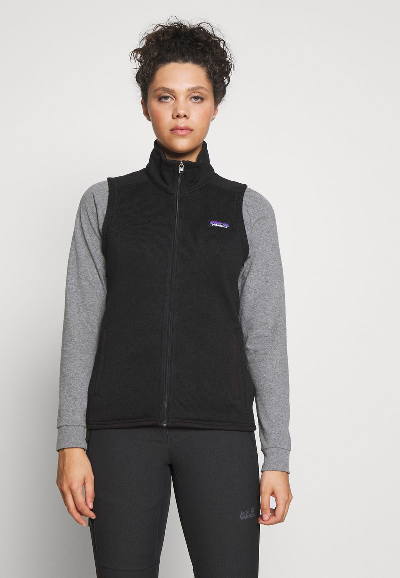 Patagonia - BETTER SWEATER - Smanicato - black