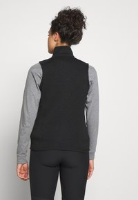 Patagonia - BETTER SWEATER - Smanicato - black - 2