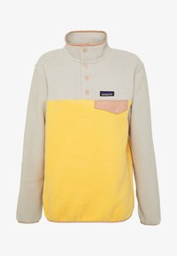 Patagonia - SYNCH SNAP - Fleece jumper - saffron - 4