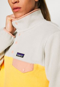 Patagonia - SYNCH SNAP - Fleece jumper - saffron - 5