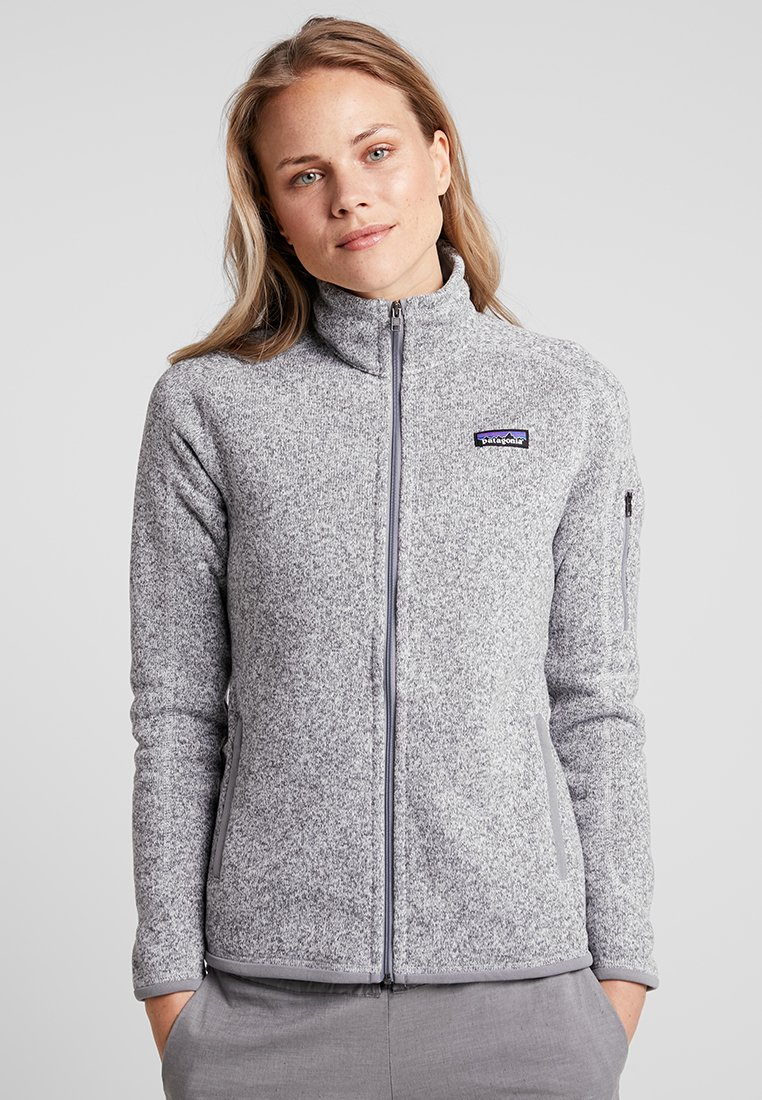 Patagonia - BETTER - Fleece jacket - birch white