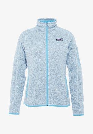 BETTER - Fleecová bunda - atoll blue