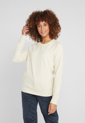 PASTEL LABEL AHNYA CREW - Sweater - oyster white