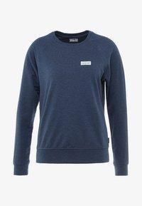 Patagonia - PASTEL LABEL AHNYA CREW - Sweatshirt - stone blue - 3