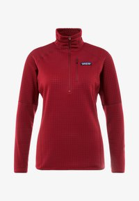 Patagonia - Fleecegenser - arrow red - 5
