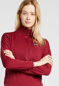 Patagonia - Fleecegenser - arrow red - 3