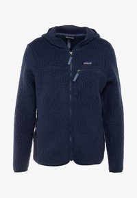 Patagonia - RETRO PILE HOODY - Giacca in pile - neo navy - 4