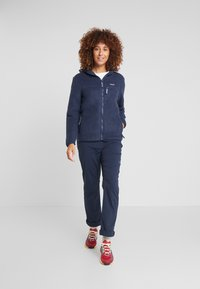 Patagonia - RETRO PILE HOODY - Giacca in pile - neo navy - 1