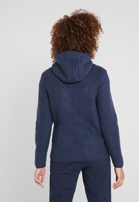 Patagonia - RETRO PILE HOODY - Giacca in pile - neo navy - 2