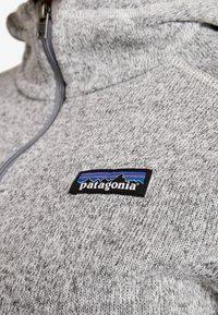 Patagonia - BETTER SWEATER HOODY - Fleecejakke - birch white - 3