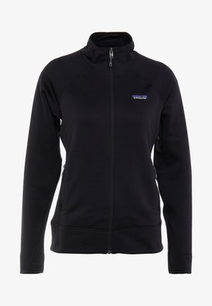 CROSSTREK - Fleece jacket - black