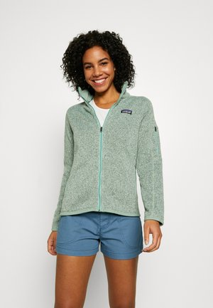BETTER - Fleece jacket - gypsum green