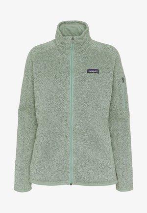 BETTER - Fleece jacket - gypsum green