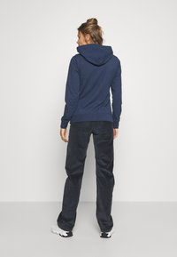 Patagonia - FITZ ROY FAR OUT AHNYA HOODY - Hoodie - stone blue - 2