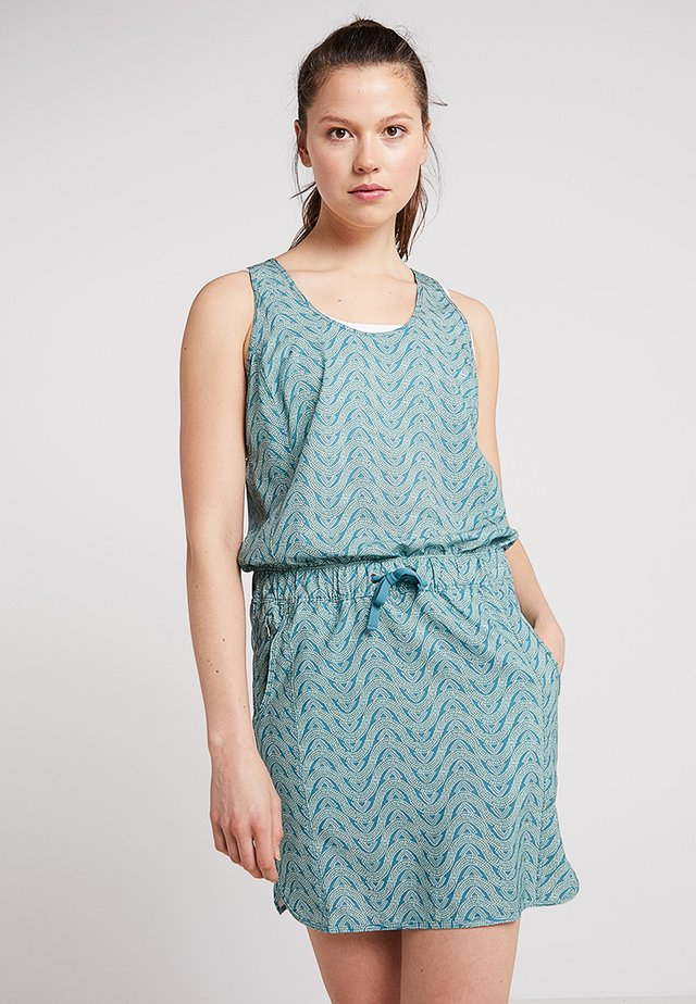 FLEETWITH DRESS - Jurken - tasmanian teal