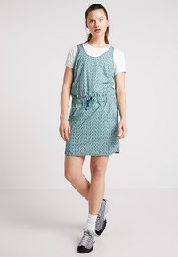Patagonia - FLEETWITH DRESS - Sports dress - tasmanian teal - 1