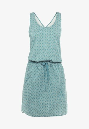 FLEETWITH DRESS - Vestido de deporte - tasmanian teal