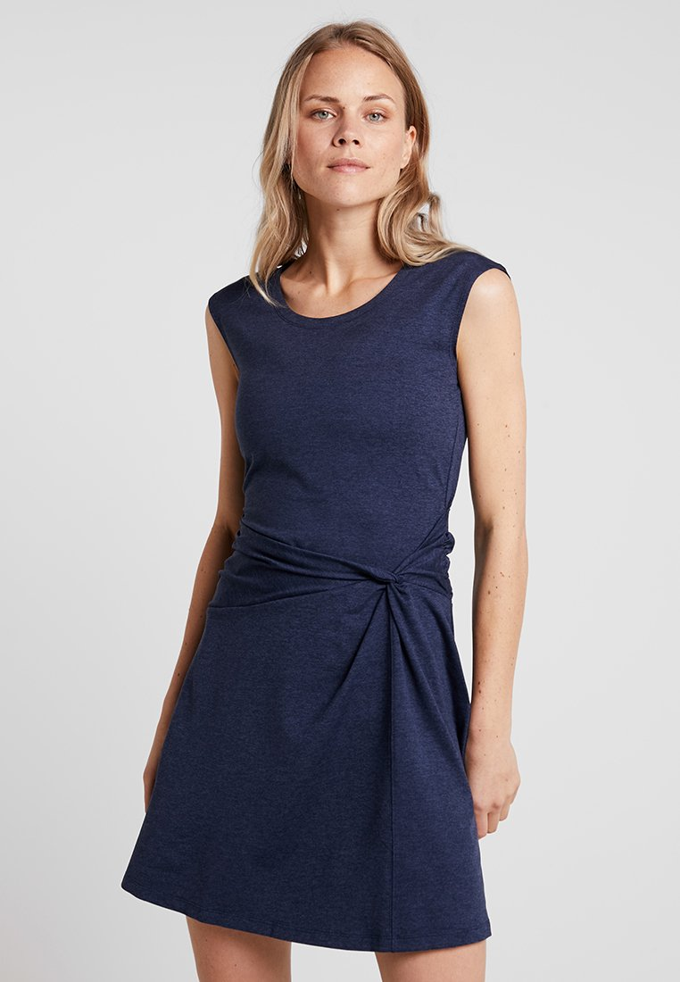 Patagonia - SEABROOK TWIST DRESS - Sukienka z dżerseju - neo navy