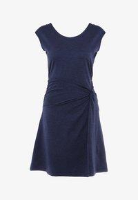 Patagonia - SEABROOK TWIST DRESS - Jerseykjoler - neo navy - 4