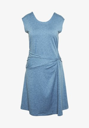SEABROOK TWIST DRESS - Jerseykleid - pigeon blue