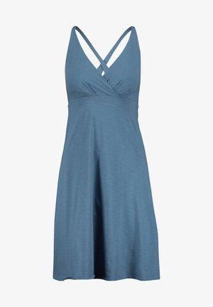 "PATAGONIA DAMEN OUTDOOR-KLEID ""WOMEN´S AMBER DAWN DRESS"" - Jersey dress - aqua (297)"