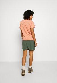 Patagonia - FLEETWITH SKORT - Sports skirt - kale green - 2