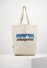 Patagonia - MARKET TOTE - Treningsbag - bleached stone - 0