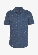 GO TO - Shirt - stone blue