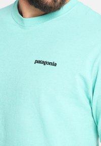Patagonia - LOGO RESPONSIBILI TEE - T-shirt med print - vjosa green - 5