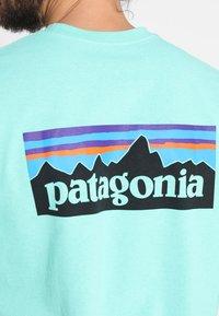 Patagonia - LOGO RESPONSIBILI TEE - T-shirt med print - vjosa green - 3