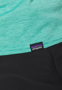 Patagonia - CAP COOL DAILY GRAPHIC - Camiseta estampada - turquoise - 3